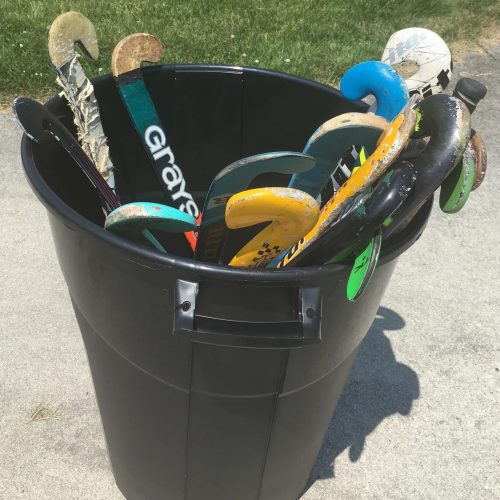 sticks bucket